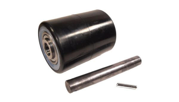 Bogie Rollers and Shafts