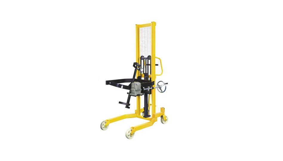 (006-001) Drum Lifter Rotator