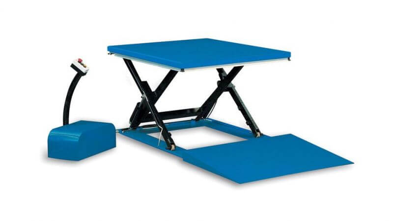 (003-004) Low Profile Electric Table