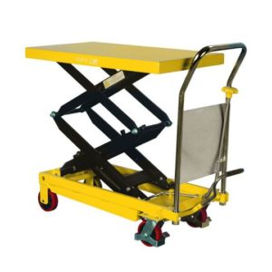 Mobile Scissor Trolley
