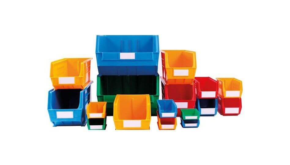 (008-004) Storage Bins