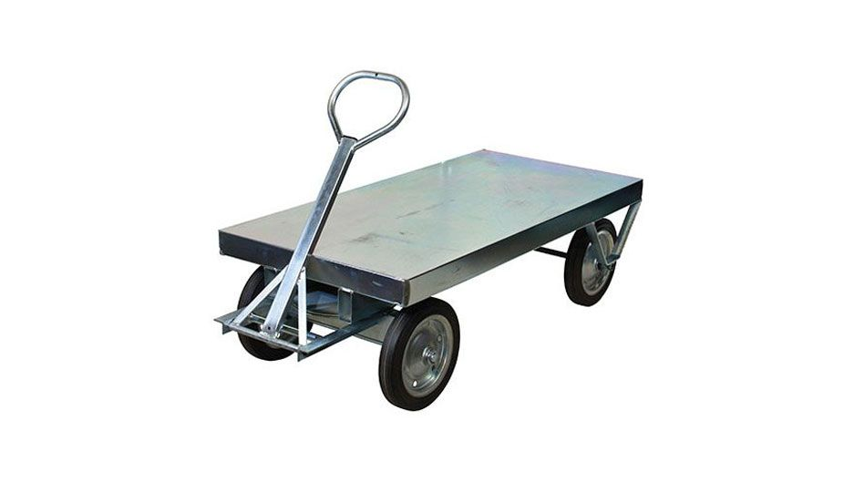 (004-006) TURNTABLE TROLLEY