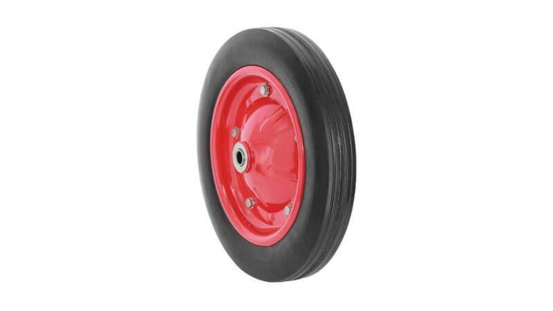 (007-006) Wheel barrow wheels