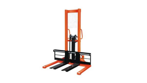 (002-005) Manual Stacker Wide Straddle