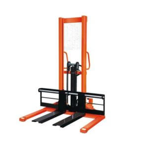 Manual Stacker Wide Straddle
