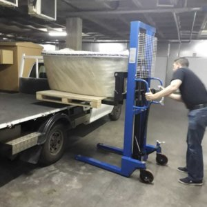 Pallet Stackers and Lifters